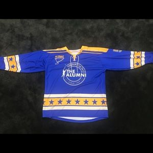 NHL Alumni All Star game jersey